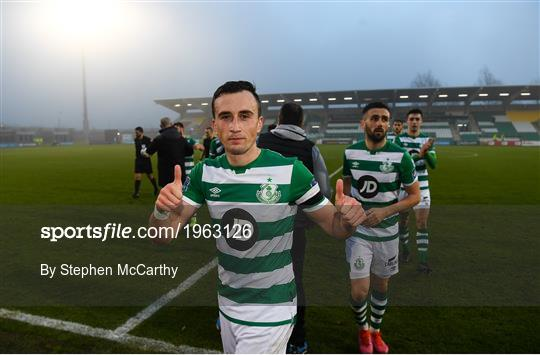 Shamrock Rovers v Sligo Rovers - Extra.ie FAI Cup Semi-Final