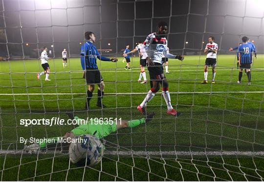 Athlone Town v Dundalk - Extra.ie FAI Cup Semi-Final