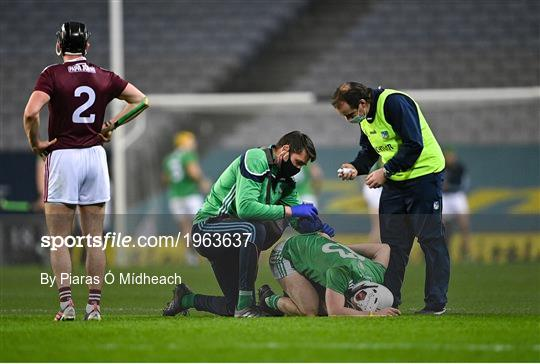 Limerick v Galway - GAA Hurling All-Ireland Senior Championship Semi-Final