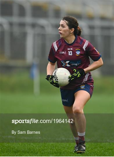 Roscommon v Westmeath - TG4 All-Ireland Intermediate Ladies Football Championship Semi-Final