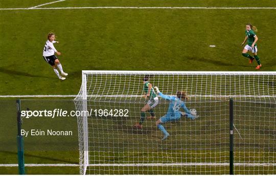 Republic of Ireland v Germany - UEFA Women's EURO 2022 Qualifier