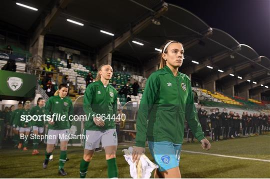 Republic of Ireland v Germany - UEFA Women's EURO 2022 Qualifier