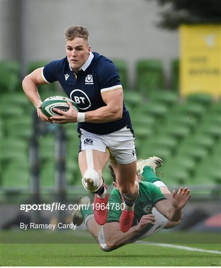 Ireland v Scotland - Autumn Nations Cup