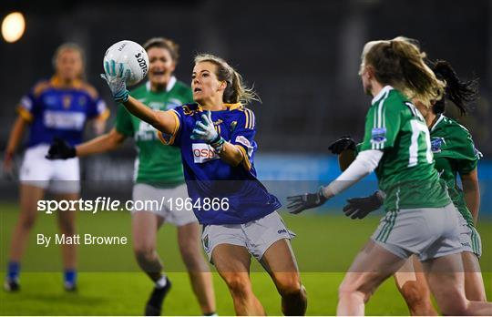 Fermanagh v Wicklow - TG4 All-Ireland Junior Ladies Football Championship Final