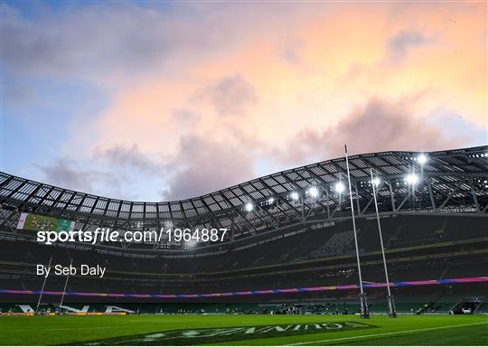 Ireland v Scotland - Autumn Nations Cup