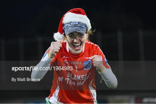 Fermanagh v Wicklow - TG4 All-Ireland Junior Ladies Football Championship Final
