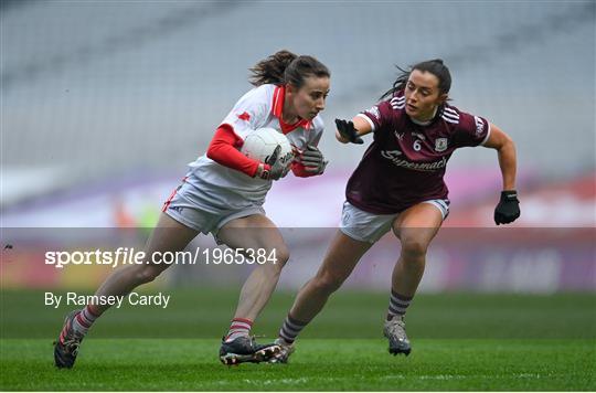 Cork v Galway - TG4 All-Ireland Senior Ladies Football Championship Semi-Final