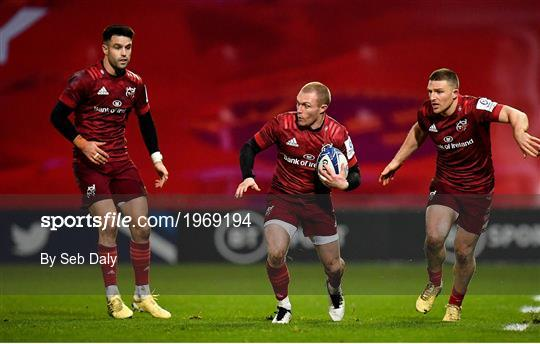 Munster v Harlequins - Heineken Champions Cup Pool B Round 1