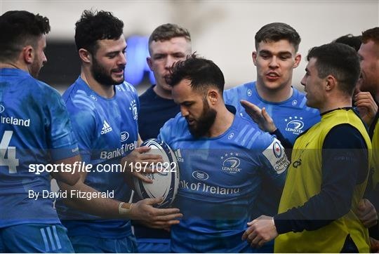 Leinster v Northampton Saints - Heineken Champions Cup Pool A Round 2