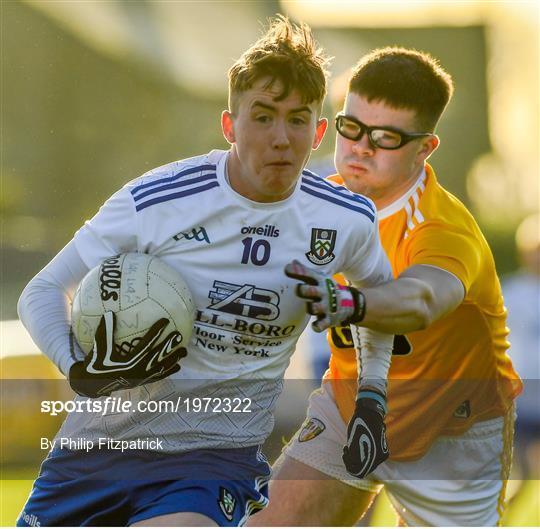 Antrim v Monaghan - Electric Ireland Ulster Minor Football Championship Quarter Final