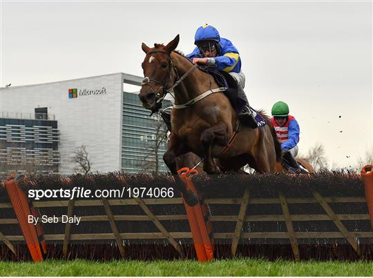 Leopardstown Christmas Festival 2020 - Day One