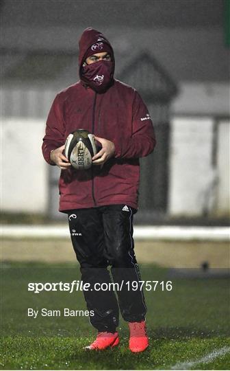 Connacht v Munster - Guinness PRO14