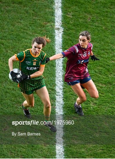 Meath v Westmeath - TG4 All-Ireland Intermediate Ladies Football Championship Final