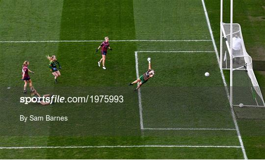 Meath v Westmeath - TG4 All-Ireland Intermediate Ladies Football Championship Final