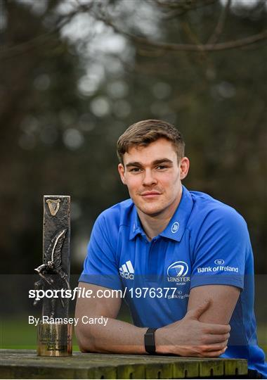 Guinness Rugby Writers of Ireland Men's Player of The Year Announcement