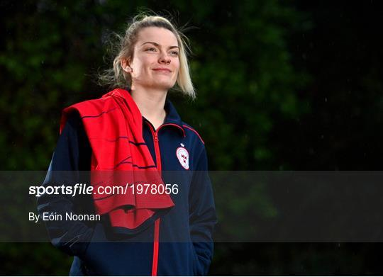 Shelbourne Women FC New Signing Saoirse Noonan