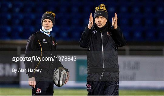 Glasgow Warriors v Ulster - Guinness PRO14