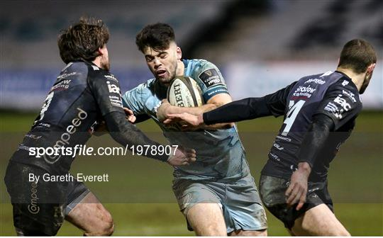Dragons v Leinster - Guinness PRO14