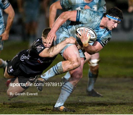 Dragons v Leinster - Guinness PRO14