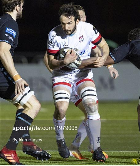 Glasgow Warriors v Ulster - Guinness PRO14