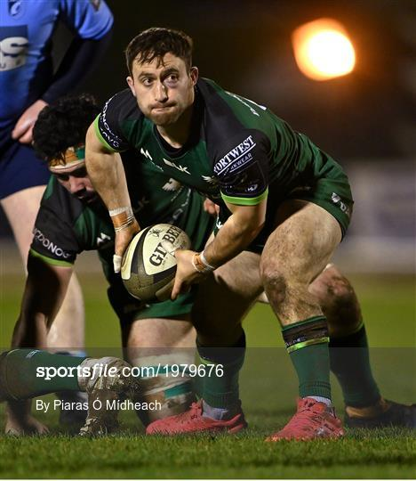 Connacht v Cardiff Blues - Guinness PRO14