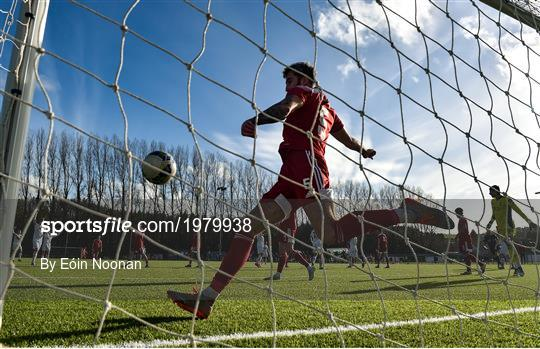 Cork City v St Patrick's Athletic - Pre-Season Friendly