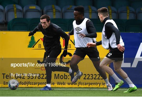 Dundalk Pre-Season Training Session