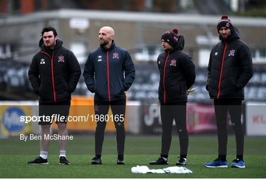 Dundalk Pre-Season Training Session