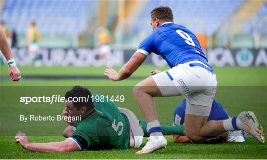 Italy v Ireland - Guinness Six Nations Rugby Championship