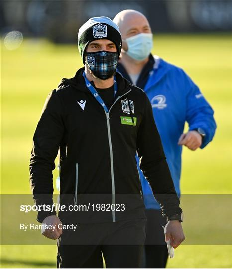 Leinster v Glasgow Warriors - Guinness PRO14