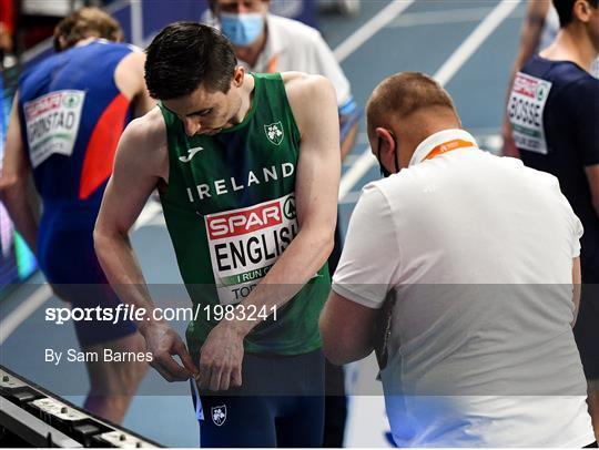 European Athletics Indoor Championships - Day 1 Session 2