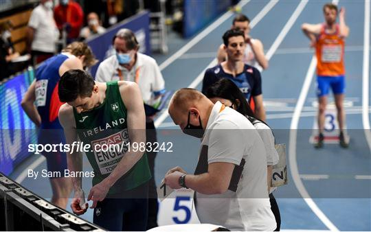 European Athletics Indoor Championships - Day 1 Session 2