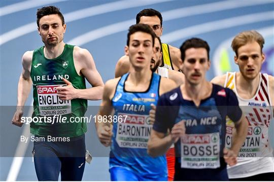 European Athletics Indoor Championships - Day 2 Session 2