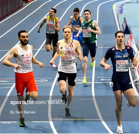European Athletics Indoor Championships - Day 2 Session 2