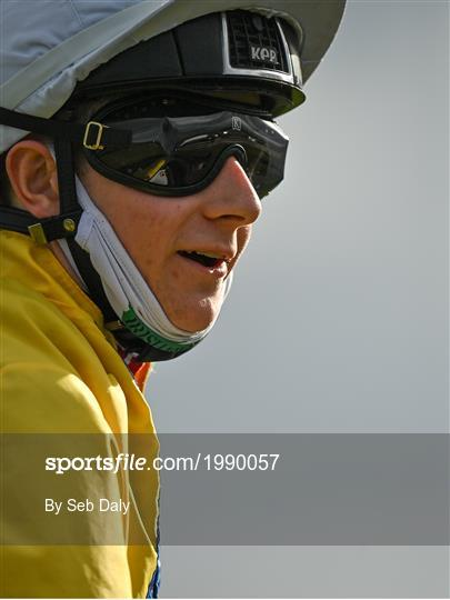 Horse Racing from The Curragh