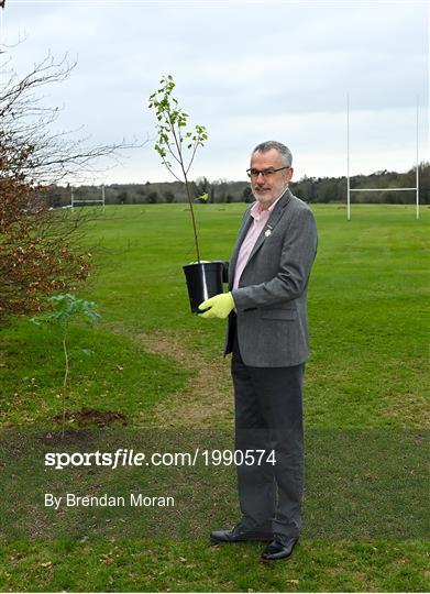 GAA Green Clubs mark National Tree Week