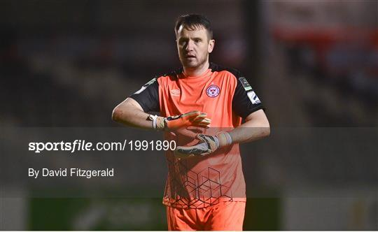 Galway United v Shelbourne - SSE Airtricity League First Division