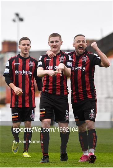 Bohemians v Longford Town - SSE Airtricity League Premier Division