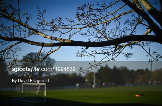 Cabinteely v Cork City - SSE Airtricity League First Division