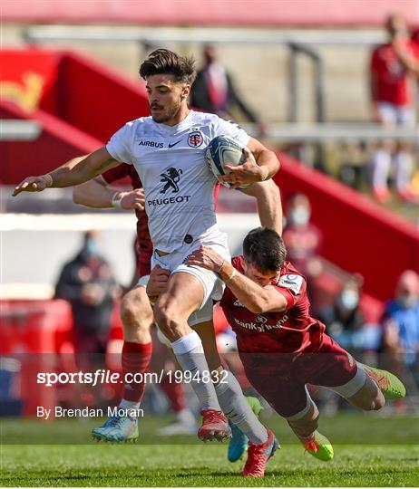 Munster v Toulouse - Heineken Champions Cup Round of 16