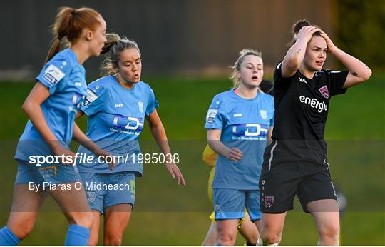 DLR Waves v Wexford Youths - SSE Airtricity Women's National League