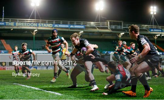 Leicester Tigers v Connacht - European Rugby Challenge Cup Round of 16