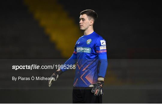 Shelbourne v Bray Wanderers - SSE Airtricity League First Division
