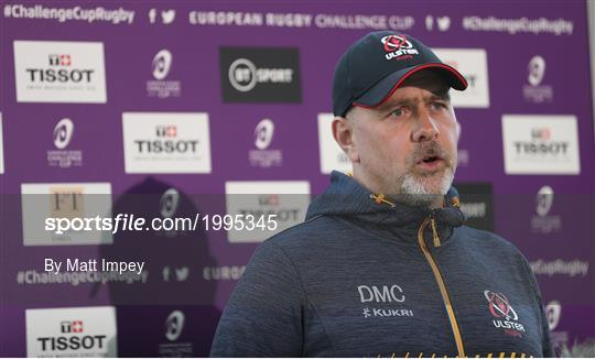 Harlequins v Ulster - European Rugby Challenge Cup Round of 16