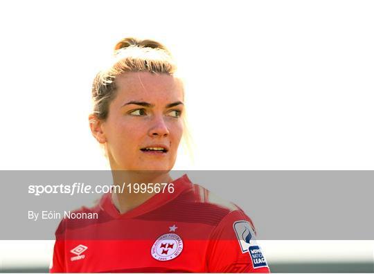 Cork City v Shelbourne - SSE Airtricity Women's National League