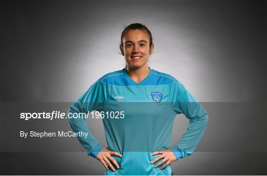 Republic of Ireland Women Portraits