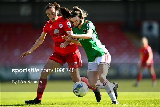 Cork City v Shelbourne - SSE Airtricity Women's National League