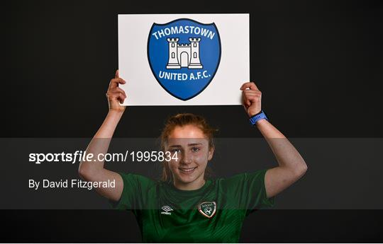 Republic of Ireland WNT For The Roll-Out Of The UEFA C Coaching Licence For Grassroots Clubs