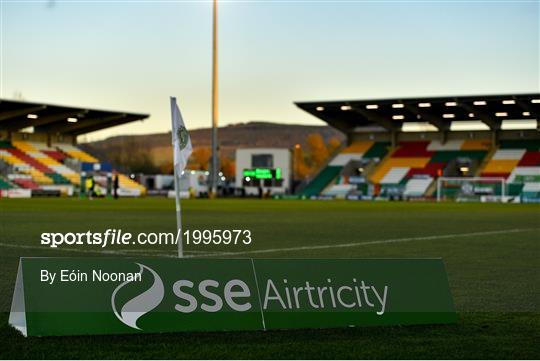 Shamrock Rovers v Dundalk - SSE Airtricity League Premier Division