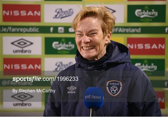 Republic of Ireland v Denmark - Women's International Friendly